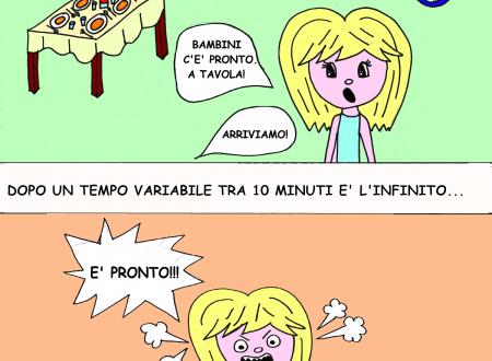"""ARALIA: """"LA CENA E' PRONTA"""""""